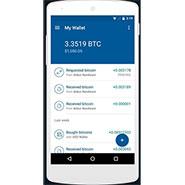 Daily App, Coinbase Bitcoin