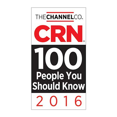 CRN 100 People You Don't Know But Should 2016
