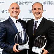 HP Entrepreneur Of The Year 2014