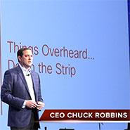 Cisco CEO, John Chambers, Chuck Robbins