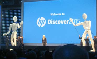 HP Discover Whitman