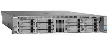 Cisco UCS C240 server