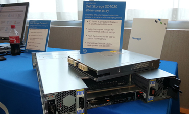 Partners Call Dell's 'Baby Compellent' SC4020 Release A Catalyst ...