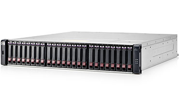 HP MSA array