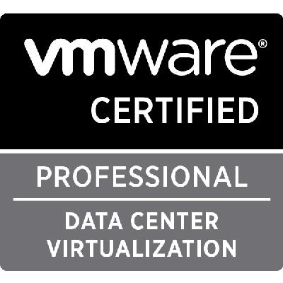 Resume vmware
