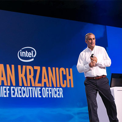 Image result for Intel CEO Brian Krzanich site:www.crn.com