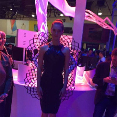 An Internet of Things-Enabled ... Dress?