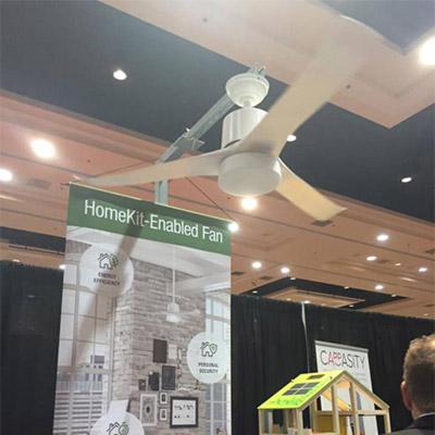 HomeKit-Enabled IoT Fan