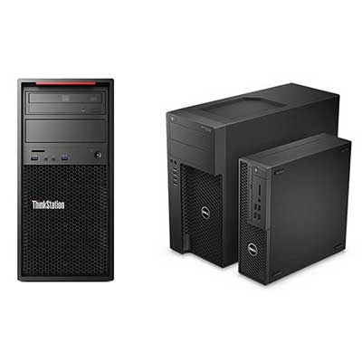 Head-To-Head: Lenovo ThinkStation P410 Vs. Dell Precision Tower ...