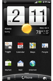 The Daily App, ATT Toggle