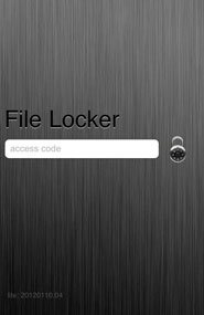 File Locker Free for iPhone