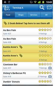 The Daily App, GateGuru