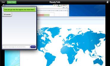 The daily app, ReadyTalk Mobile