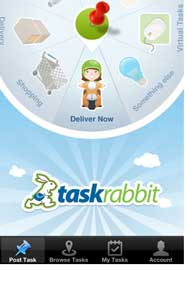 The Daily App, TaskRabbit