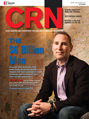 CRN Magazine Cover