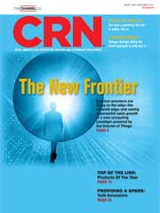 CRN Magazine Cover