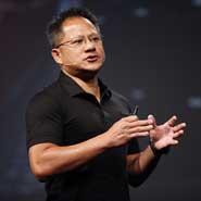 Nvidea CEO Jen-Hsun Huang