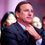 Oracle's Mark Hurd