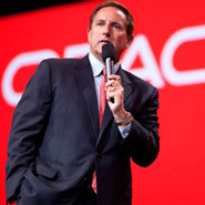 Oracle President Mark Hurd