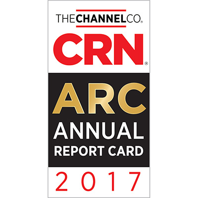 Annual Report Card Winners Solution Providers Give Top Marks