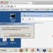 Chrome Remote Desktop