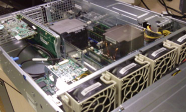 Acer's AR380 F1 Rack Mount Server