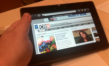 RIM PlayBook, the new Blackberry Tablet