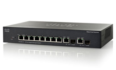 Cisco 300 Series managed Ethernet switch