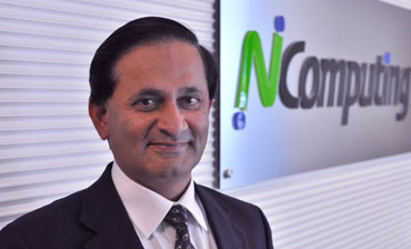 Rah Dhingra CEO of nComputing
