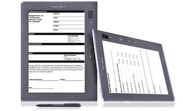 Ricoh eWriter, Ricoh tablet PC