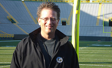 Green Bay Packers IT Chief Wayne Wichlacz