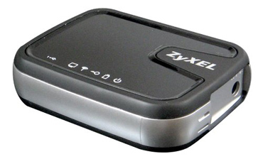 Zyxel MWR211 Mobile Wireless Router
