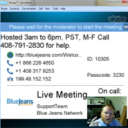 Blue Jeans Networks' cloud video