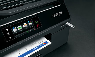 Lexmark OfficeEdge Pro5500 multifunction printer