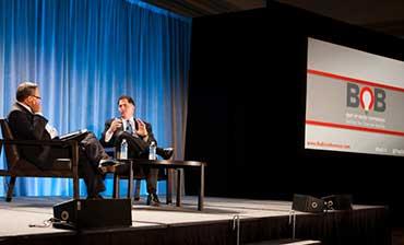 Michael Dell, BoB Conference