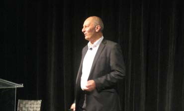 Nexsan CEO Philip Black