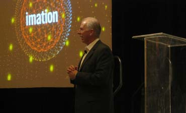 Imation CEO Mark Lucas