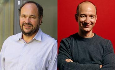 Paul Maritz, Jeff Bezos