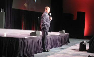 Mark Hurd, Oracle OpenWorld