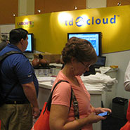TDCloud at Tech Data Channel Link