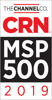 The Channel Co. CRN MSP 500, 2019