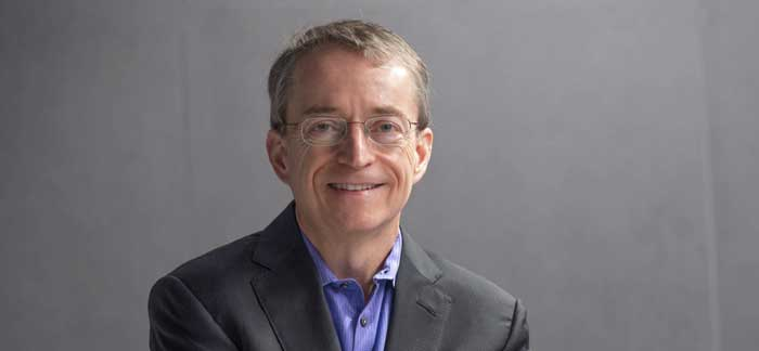 Intel CEO Pat Gelsigner
