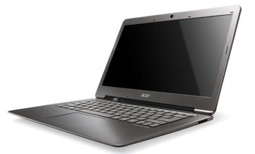 Acer Ultrabook, Aspire S3