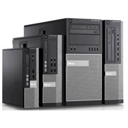 Dell Optiplex 990 Small Form Factor PC: Punchy Performance ...