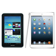 Samsung Galaxy Tab 2 vs. Apple iPad Mini
