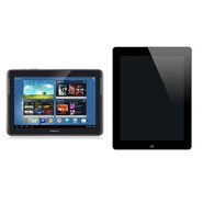 Samsung Galaxy Note 10.1 vs. Apple iPad 3