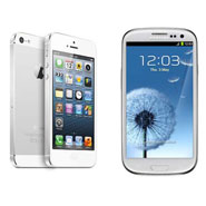 Apple iPhone 5 Vs. Samsung Galaxy S III