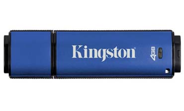 Kingston DataTraveler style=