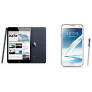 Apple iPad Mini Vs. Samsung Galaxy Note II