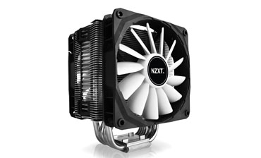 NZXT HAVIK 120 CPU cooling system